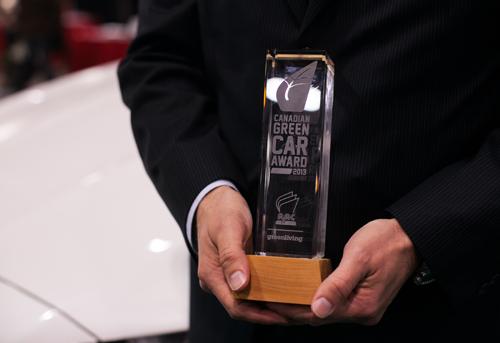 Green Car Award Canadian Green Car Award