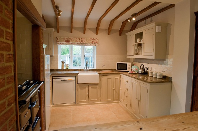 3 Bedroom Holiday Cottage Yellow Book Interiors The