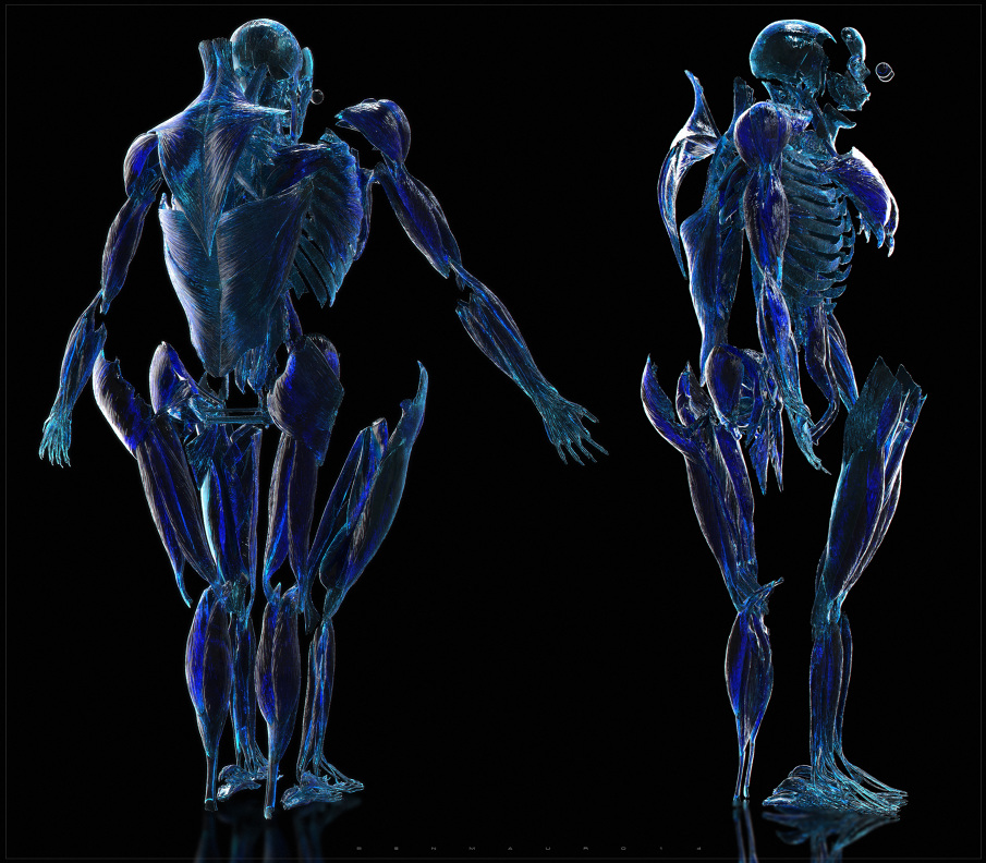 LYCON - Alien Life - Ben Mauro Design